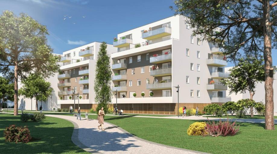 Mulhouse appartement neuf VEFA délai de livraison