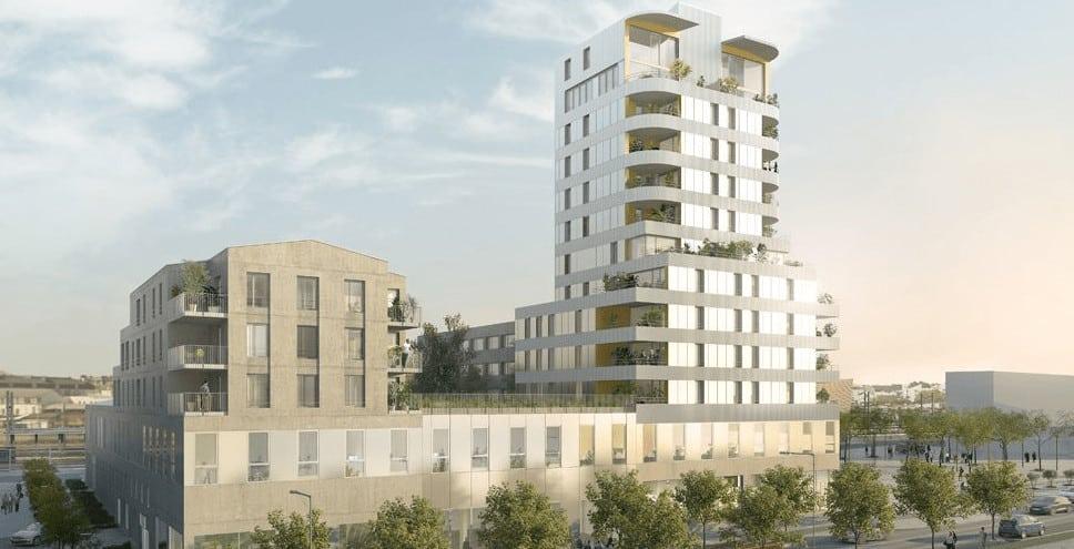 Lorient livraison appartement neuf pénalités de retard