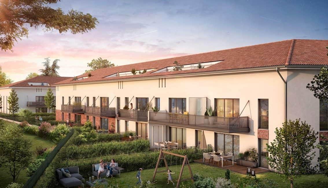 promoteur immobilier à Toulouse saint-Agne Promotion