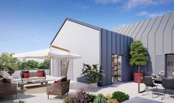 promoteur immobilier Kaufmann & Broad Caen