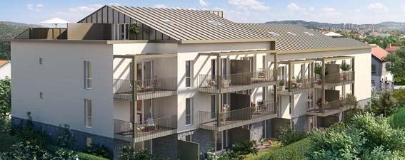 promoteur immobilier résidence neuve Vinci Toulon