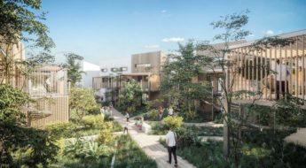 Anthélios résidence neuve Botanik