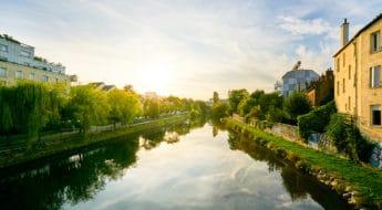 La Vilaine à Rennes - Quartiers et Programmes Neufs