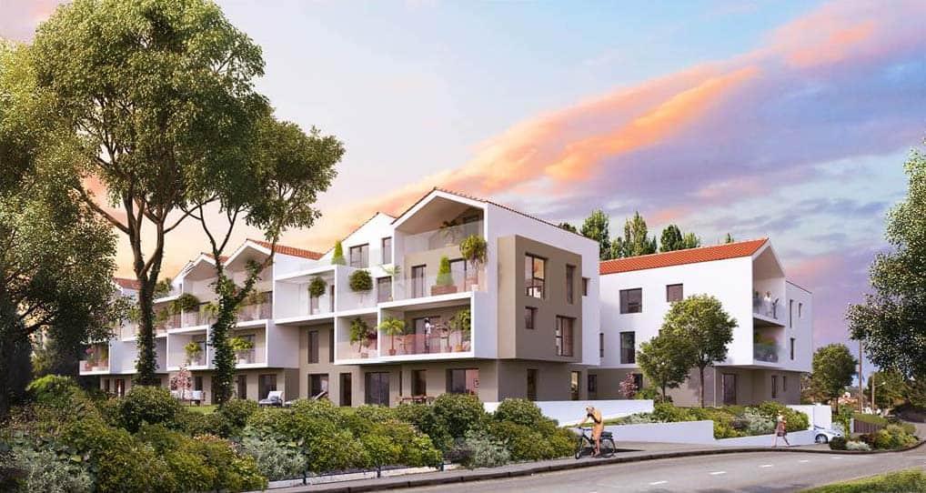ideal Groupe appartements neufs à Boucau
