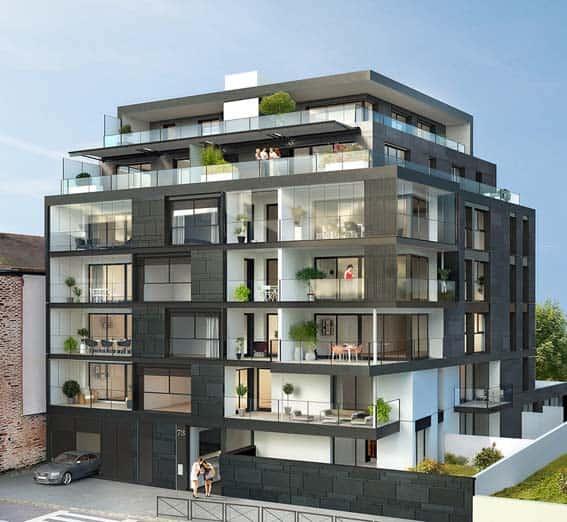appartement neuf Bretagne Kapalia