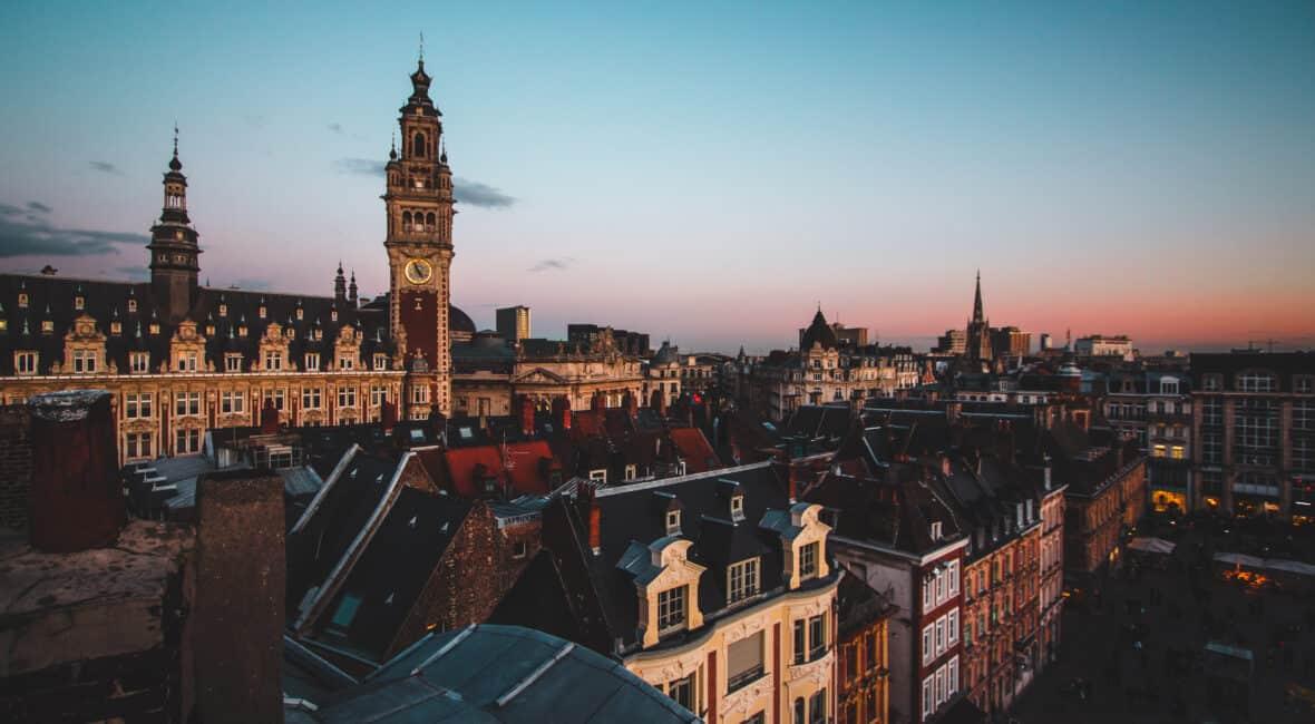 acheter un appartement neuf à Lille