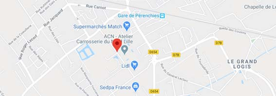 plan résidence neuve Pérenchies proche Lille