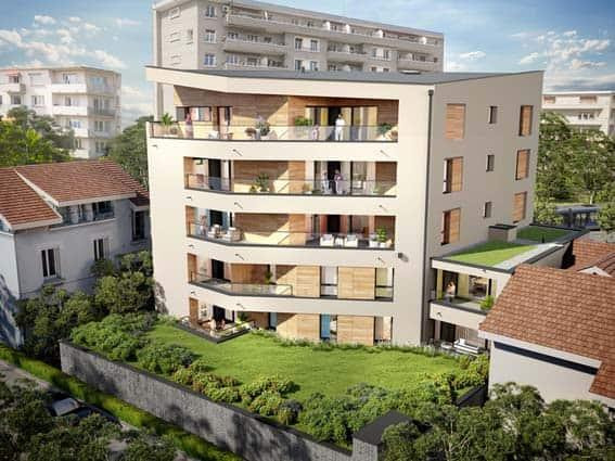 programme immobilier Rhone-Alpes