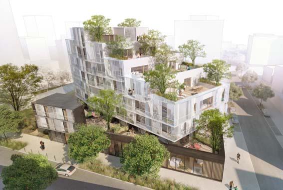 appartement neuf Grenoble Europole