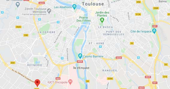 plan appartement neuf Toulouse