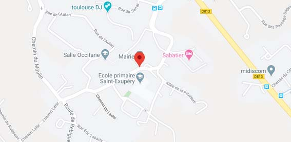 plan Péchabou résidence neuve