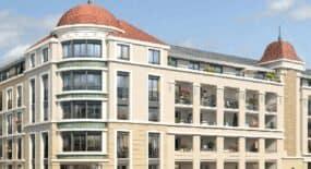 Seger Dôme impérial résidence neuve Besançon