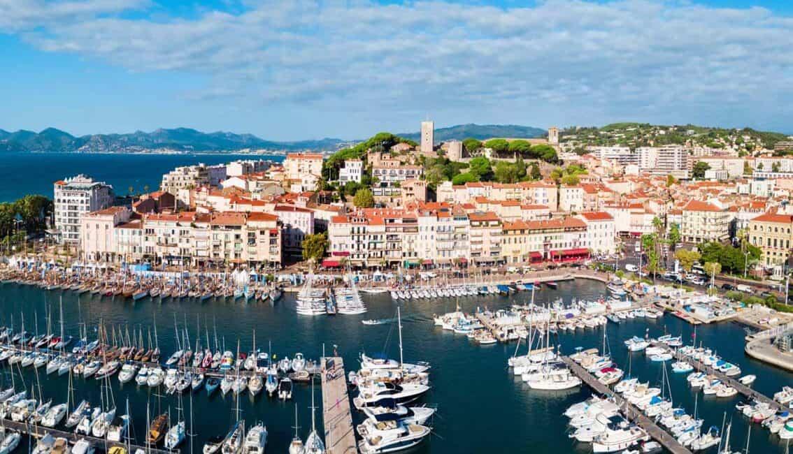 Port de Cannes appartement neuf