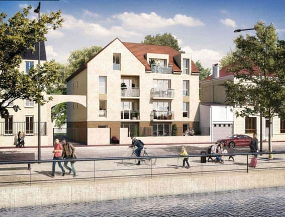Groupe Pierreval appartement neuf Meaux