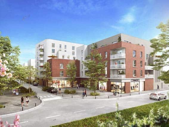 Groupe Pierreval appartement neuf Villeneuve-Saint-Georges