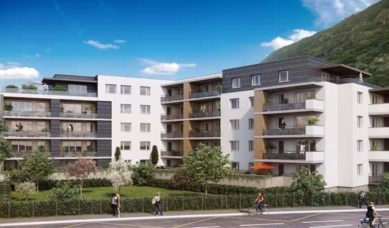appartement neuf Rhônes-Alpes EDIFIM