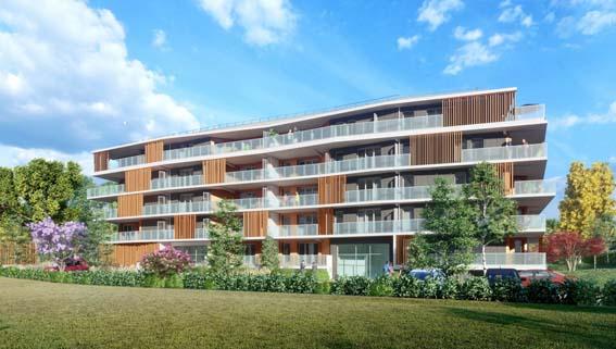 appartement neuf Rhônes-Alpes MV Résidences