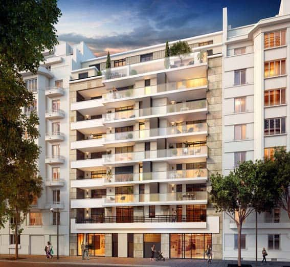 Appartement neuf Rhône-Alpes Patrick Gaillard & Associés