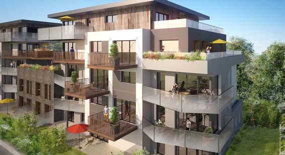 appartement neuf Plurimmo Rhônes-Alpes