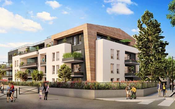 appartement neuf Rhônes-Alpes Teccelia